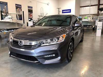2016 Honda Accord EX 4dr Sedan CVT 2016 Honda Accord EX 4dr Sedan CVT CVT FWD I4 2.4L Gasoline