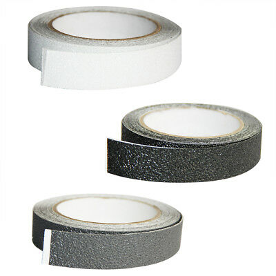 1 Roll 5M Rubberized Anti Slip Safety Tape Non Skid Floor Stair Step Grip Boat