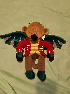 Wicked Broadway Chistery Prototype Monkey  Rare One Of A Kind Winged Monkey