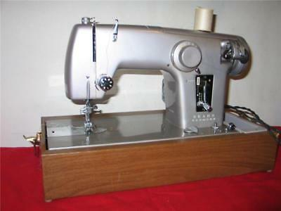 HEAVY DUTY KENMORE SEWING MACHINE Industrial Strenght, 158-504 All Steel