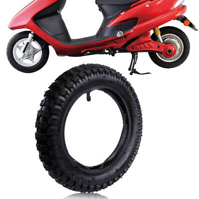 Black Rubber 12.5 x 2.75 Tire Tyre w/ Tube for 47cc 49cc Pocket Bike Scooters