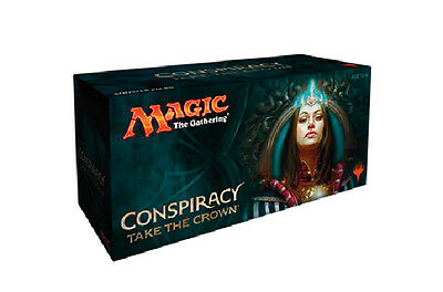 MAGIC THE GATHERING CCG - Conspiracy: Take The Crown Cards Booster Box (WOTC)