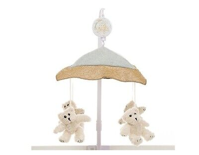 Glenna Jean Central Park Musical Mobile White Nursery Mobiles, New without tags