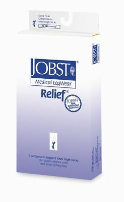 Jobst Medical Beige 30-40mmhg Small Firm Compression Knee High Socks 114635