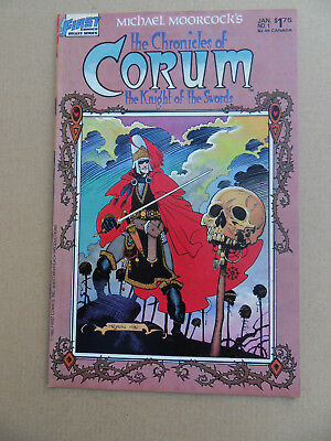 The Chronicles Of Corum 1 . First 1987 . VF - minus