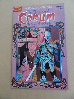 The Chronicles Of Corum 2 . First 1987 . VF
