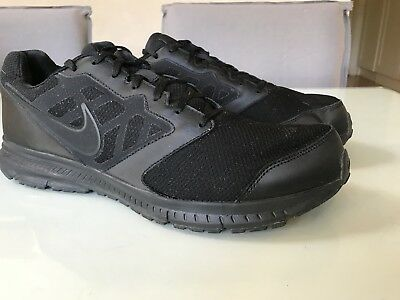 Mens Black Nike Air Max Shoes Trainers Sneakers Size 14