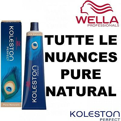 Wella Koleston Perfect 60 Ml. Colori Pure Natural