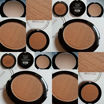 Makeup  Revolution LARGE ULTRA BRONZE BRONZER & CONTOUR POWDER