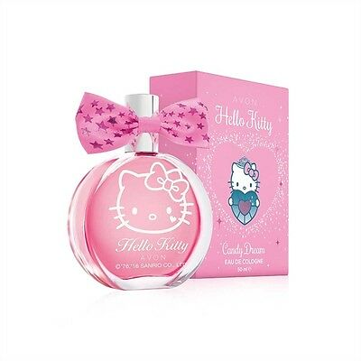 Avon Hello Kitty CANDY DREAM Eau de Cologne 50ml Blumig - fruchtig