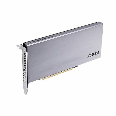 Brand New ASUS HYPER M.2 x16 Expansion Card PCIe 3.0 for ASUS X299 series