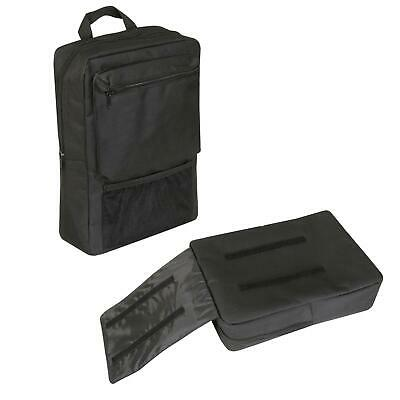 Wheelchair & Mobility Scooter Pannier Armrest Bag - Black
