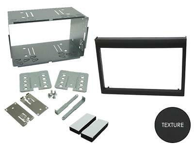 Connects2 CT23PO02 Porsche Boxster 986 Double Din Car Stereo Fitting Kit Facia