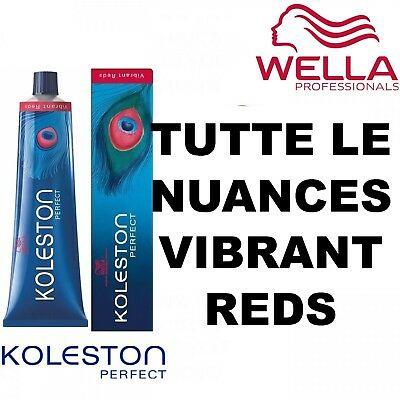Wella Koleston Perfect 60 Ml. Colori Vibrant Reds