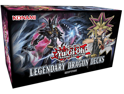 Yu-Gi-Oh Legendary Dragon Decks NEU! Decks aussuchbar! DEUTSCH