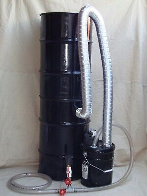 FEMA Gasifier, 16-30 HP, Complete unit