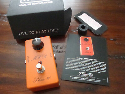 MXR SCRIPT PHASE 90 with LED