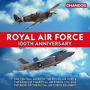 Royal Air Force 100th Anniversary - THE CENTRAL BAND OF THE RAF/THE BAND OF RAF