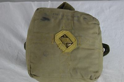 WWII Airman Bag Parachute kit vintage military issued excelent codition