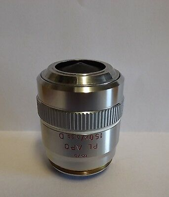Leitz (Leica) Plan Apo 150x D Microscope Planapo 32mm Thread (Part # 567043)