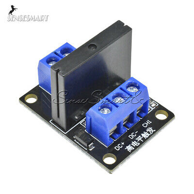 5V 1 Channel OMRON SSR G3MB-202P Solid State Relay with Resistive Fuse