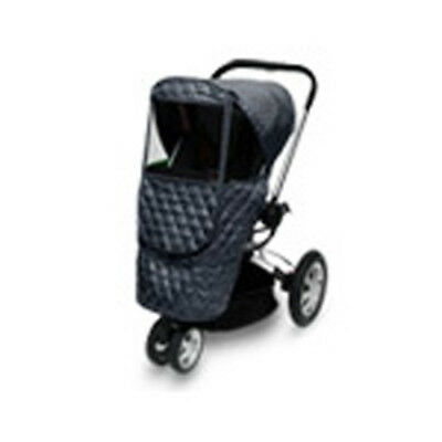 Manito Stroller Cover- Castle Beta (Navy)