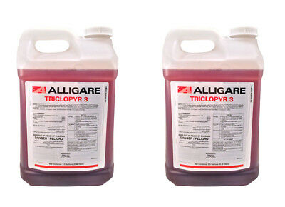 Triclopyr 3 Herbicide - 5 Gallons (2x2.5 gal) (Replaces Garlon 3A) by Alligare