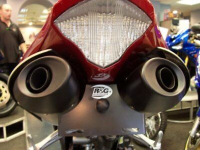 Support de plaque R&G YZF-R1 (2004-2006)