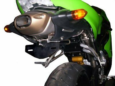 Support de plaque R&G ZX-6R (2005-2006)