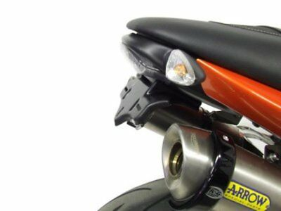 Support de plaque R&G Speed Triple 1050 (2008-2010)