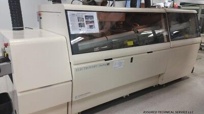 Electrovert LEAD FREE 2005 Vectra 450F from Speedline. Seller reconditioned.