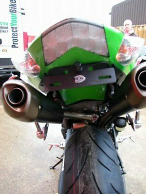 Support de plaque R&G ZX-10R (2006-2007)