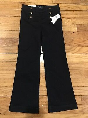 GAP KIDS GIRLS FLARE JEANS SIZE 7 NWT!! Flare Coupe Evasee