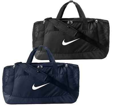 Nike Medium Team Bag Duffel Sports Holdall Gym Training Travel Holiday Kit New
