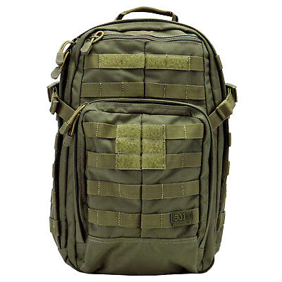 5.11 Tactical Genuine Rush 12 Backpack Tac OD