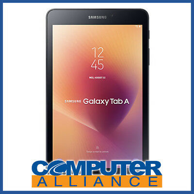 "Samsung Galaxy Tab A 8.0"" 16GB WiFi Android Tablet Black SM-T380NZKAXSA"