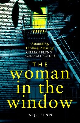 New The Woman In The Window By A J Finn