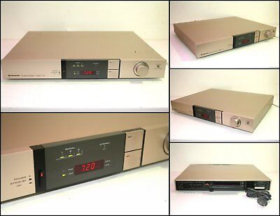 1980's PIONEER F-5 AM FM Stereo Tuner