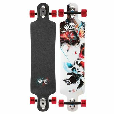 Sector 9 Complete Skateboard Kiss Of Death Longboard Sector Nine New