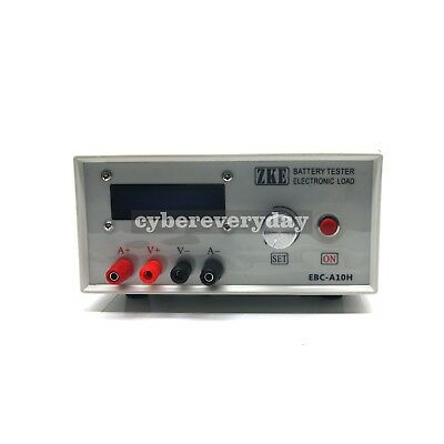 EBC-A10H Li/Pb Battery Charging Capacity Test Power Tester w/ USB-TTL Cable UK