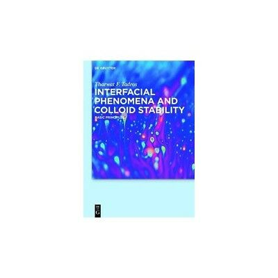 Interfacial Phenomena and Colloid Stability, 2 Teile. Vol.1 Tadros, Tharwat F.