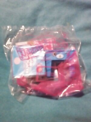2018 Shopkins HappyPlaces #2 Dreamy Bear Vanity Original McDonalds Happymeal Toy