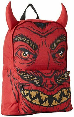 Zaino Backpack Iron Fist Soul Stealer Demon Unisex
