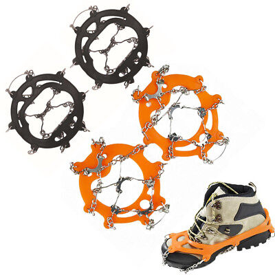 Hiver 8-dents Randonnée crampons/crampettes: GLACE, NEIGE,Chaussure Pointes