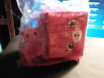 2018 Shopkins HappyPlaces #4 Puppy Patio Chair Original McDonalds Happymeal Toy