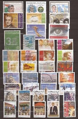 Libanon ( Lebanon )  -  Lot Of Stamps