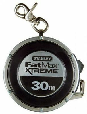 Stanley STA034203 30m Fatmax Xtreme Self Retracting Tape 0-34-203 New