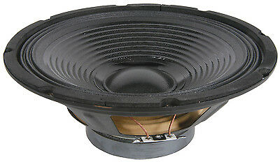 """15"""" Speaker Driver Replacement High Power Cabinet PA Audio DJ Disco 400W Woofer"""