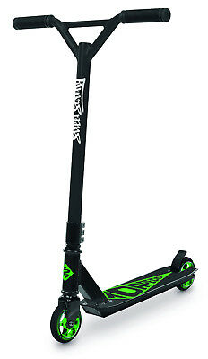 Scooter Stunt Scooter Roller Streetsurfing Torpedo Black Core Green