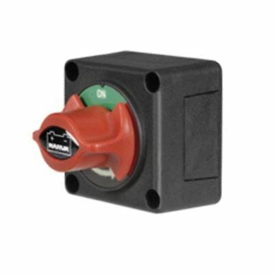 61082BL Narva Battery Master Switch - Rotary Style